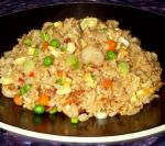fried rice - here's some fried rice, i would like to share them with you.