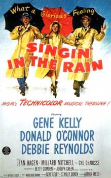 Singin in the Rain - poster