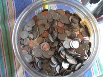 Change jar - Saving change really adds up