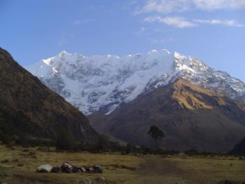 could I use this as my avvie? - Salkantay Pass, Peru