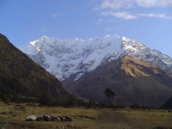 could I use this as my avvie? - Salkantay Pass, Peru