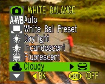 White Balance - White Balance Settings on a Camera