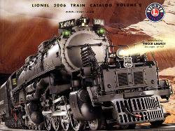 Lionel Train Catalog - Lionel Trains are still going strong!
