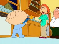 Stewie attempts to kill lois - Yet again!