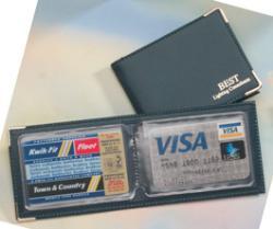wallet - my wallet has lots of things...