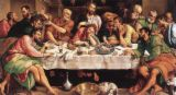 the last supper - the last supper, a masterpeice of all times