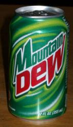 Mt. DEw - Do the DEW