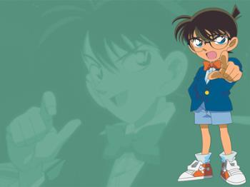 detective conan: for the truth! - he goes for the truth, solves mysteries and justice is the main point for him