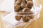 Meatballs - Oh I love my meatballs and so do all of my family this recipe here with them done in cheesy shells sure sounds lovely to me.