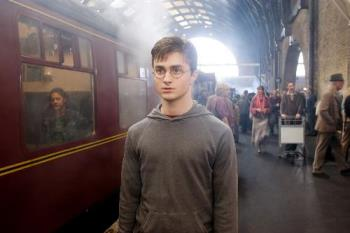 Harry Potter - Harry Potter - Daniel Radcliffe - in Harry Potter and the Order of the Phoenix.