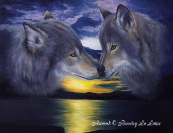 Soul Mate - Wolves in love