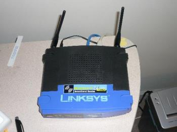 Routers - Here is the wireless router that I just purchased yesterday and installed today. It works great.