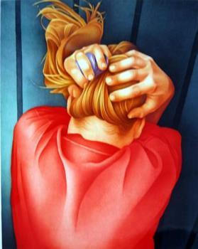 Painting - Painting of Dispair
