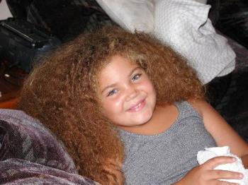 my girlie - this is my daughter about 5 yrs ago..