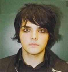 Gerard Way - Gerard Way of My Chemical Romance