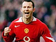 Ryan Giggs - Ryan Giggs is one of the club's legends.