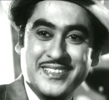 Kishore Kumar - i like his voice a lot and i also like his movies where he acted as a comedian.