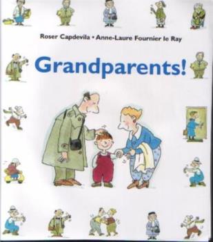 Grandparents - Grandparents with grandchild