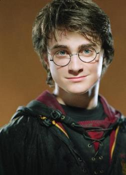 Harry Potter - Daniel Radcliffe as Harry Potter in Harry Potter and the Goblet of Fire