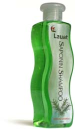 Lauat Shampoo - this is the shampoo I use