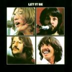 Let It Be - image of a CD of the Beatles for the song Let it Be!