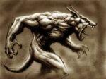 roaring hell! - monster