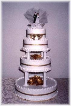 Happy Anniversary! - Anniversary cake....have a piece, won't you?