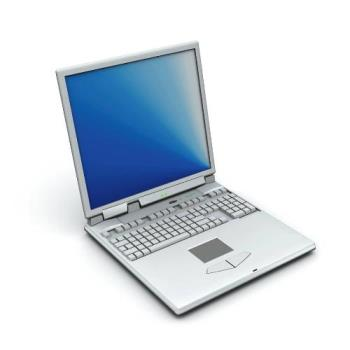 laptop - computers are a necessity, but not too important to spend a major of your time with. :)