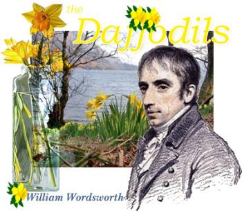 William Wordsworth - a Poet that is a nature-lover