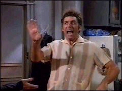 Cosmo Kramer - Cosmo Kramer - the funniest character in Seinfeld