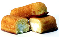 Twinkies - Image of the famous twinkie