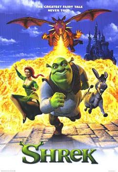 Shrek - I love these movies there is a new one coming out.