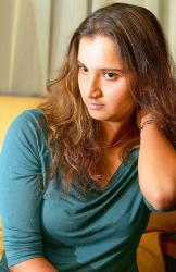 Sania Mirza - Looking horny!