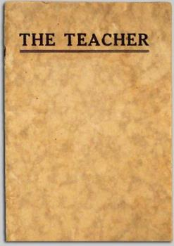 teacher - teacher's book