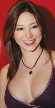 Ruffa Mae Quinto - local artist