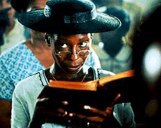 whoopi - color purple