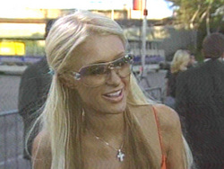 Paris Hilton - Her stupidity is apparently NOT just an act.
