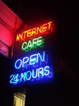 internet cafe - internet cafe business