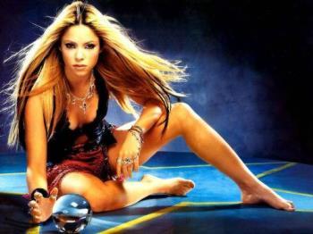 Shakira - Music Dancer