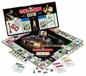 Monopoly - Elvis Collection