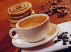 coffee - I'm a certified coffee addict though I do not drink more than 2 cups a day