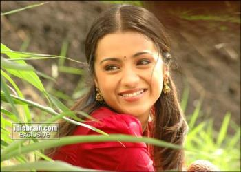 trisha - i love her most beautiful woman in the world