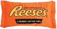 Reeses Peanut Butter Cup - delightful chocolate candy bar!