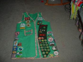 My Vest - This is my Leader vest.