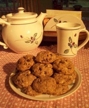 oatmeal cookies - I love them!!!