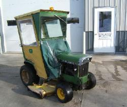 Mini John Deere - John Deere agricultural equipment