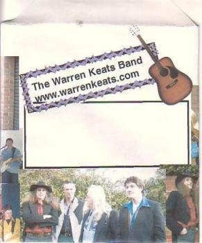 The Warren Keats Band - The Warren Kets band