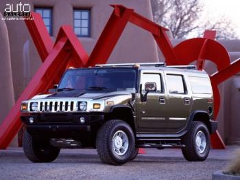 Hummer - Hummer, vehicle