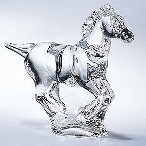 horse - glass