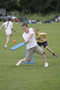 cricket - play